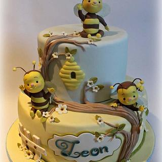 Bees for baptism