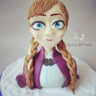 Anna  - Cake by Daisy & Fred