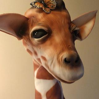 Georgie Giraffe