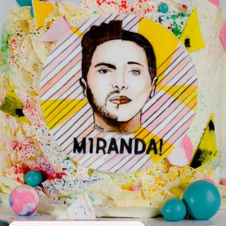 Miranda! torta Pop.