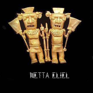 double bat head figure - Cake by Netta