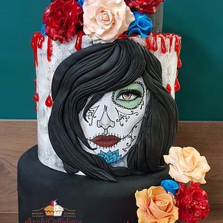 Halloween Cake  - Cake by Archicaketure_Italia