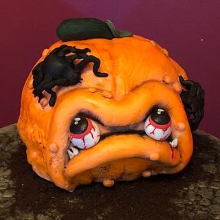Gore pumpkin