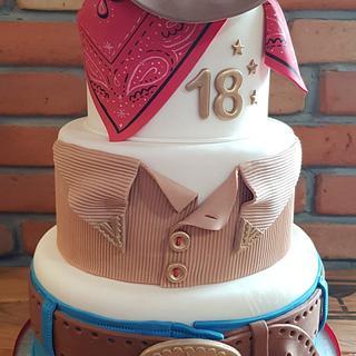 Country cake - Cake by Sonia Parente