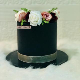 Flowers 💐 cake
