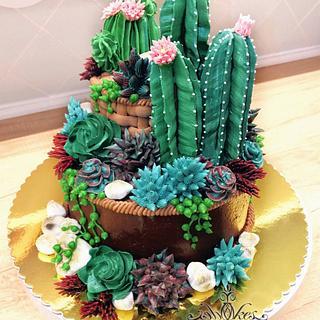 Passion for Cactus
