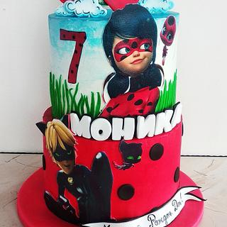 Miraculous cake - Cake by TortIva