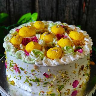 Rasmalai cake - Cake by Nikita shah