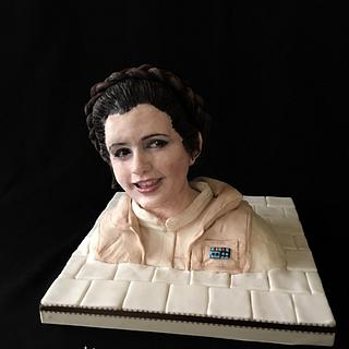 Princess Leia - May the Sugar Force Be With You Collaboration