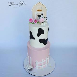 Farm - Cake by Maira Liboa