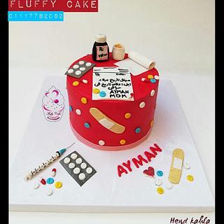 medicine cake