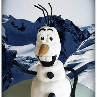 Hi, I'm Olaf. I like warm hugs!