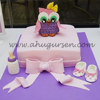 OWL BABY SHOWER PARTY