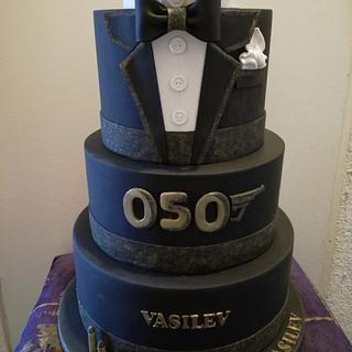 Mr.Vasilev cake