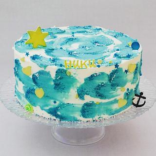 Skyline... - Cake by Diana