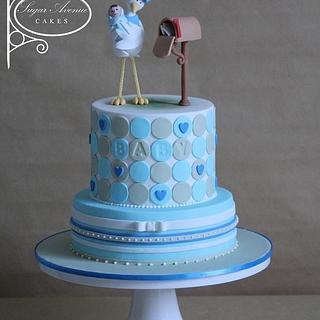 Precious Cargo - Cake by Sugar Avenue Cakes