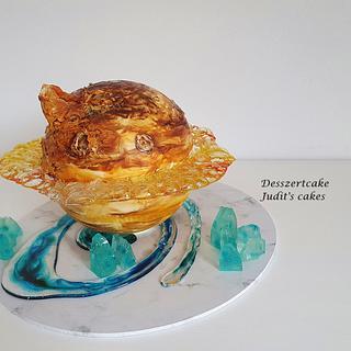 Planet cake - Cake by Judit
