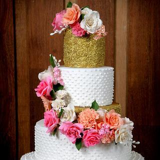 Romantic cake - Cake by Meena Relan