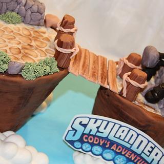 Skylanders Cake - Cake by Tracy Moran