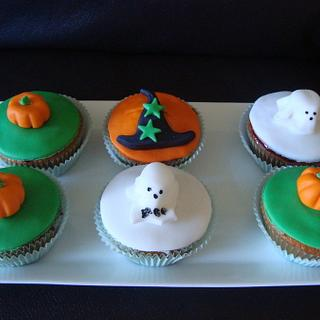 Halloween Cupcakes - Cake by Velly
