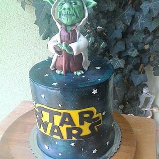 Star wars - Cake by luhli