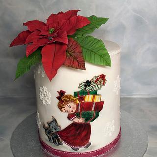 Christmas Cake  - Cake by KaterinaJozova