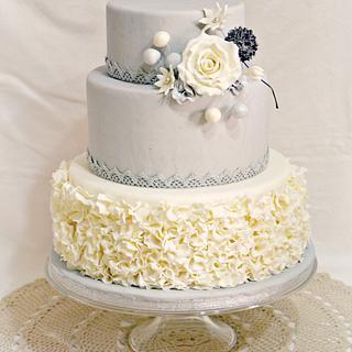 Nozze d'argento - Cake by LeTortediSharon