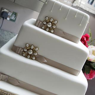 Jess Wedding Cake