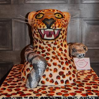 Rocky Horror Sugar Show - Leopard