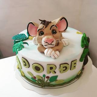 Simba cake - Cake by TORTESANJAVISEGRAD