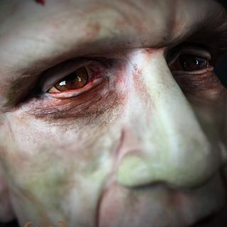 Frankenstein - Cake by xavier winiart