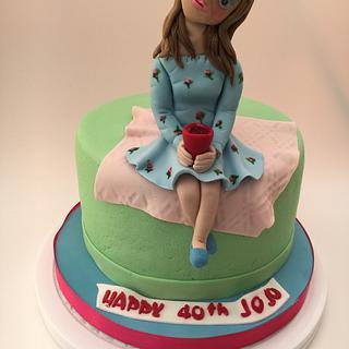 Jo-jo's 40th