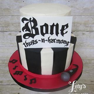 Bones Thugs N Harmony Grooms Cake