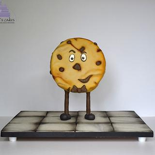 Chocolate chip cookie :)