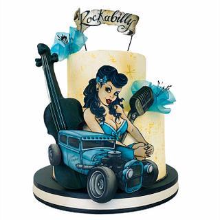 Rock à Billy cake
