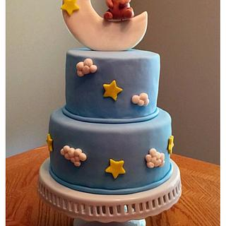 Bear - Cake by ALotofSugar