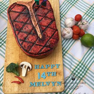 T-Bone Steak for Melvyn