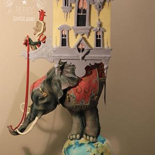 Elephant house SugarMythsandFantasies2.0