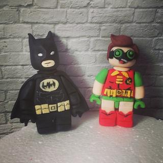 Lego Batman &Robin