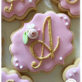 biscotti decorati