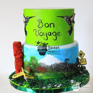Farewell Cake - New Zealand