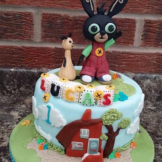 Bing cake