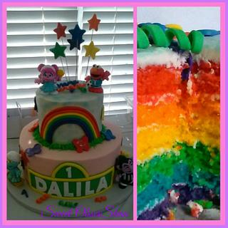 Dalila's 1st Birthday