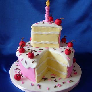 Slice of Cake - Cake by Bonnie151