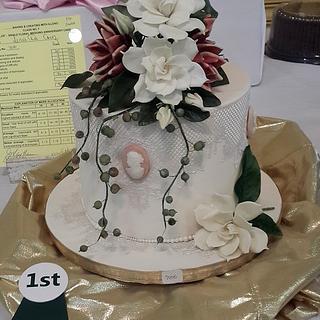 Anniversary Cake - 60 Plus