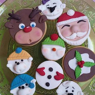 Christmas cookies:)