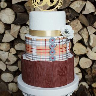 """""""Country style"""" - Cake by Dmytrii Puga"""