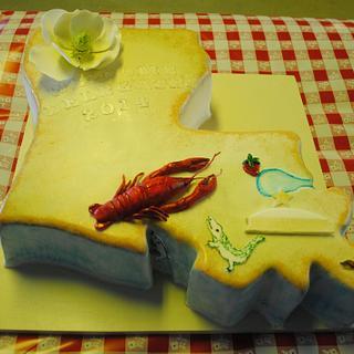Louisiana Cake, Pastel del estado de Louisiana