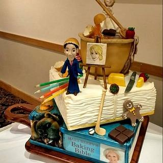 Novelty Wedding Cake - Cake by Phil O'Regan