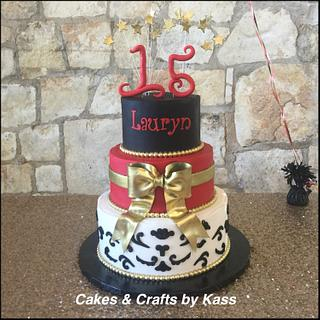 Quince Cake  - Cake by Cakes & Crafts by Kass